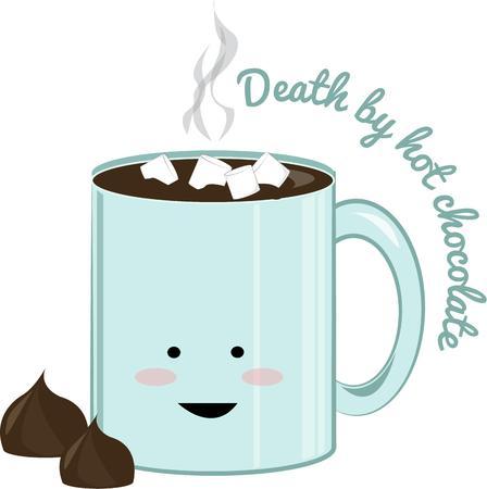 chocolat chaud: