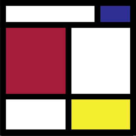 color block: Play with color block .Pick those design by Windmill. Illustration
