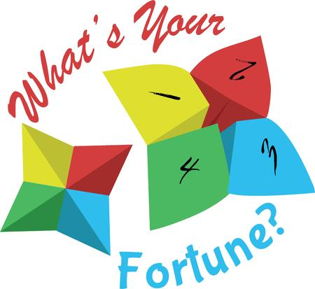 fortune: Tell your fortune the old fashioned way.