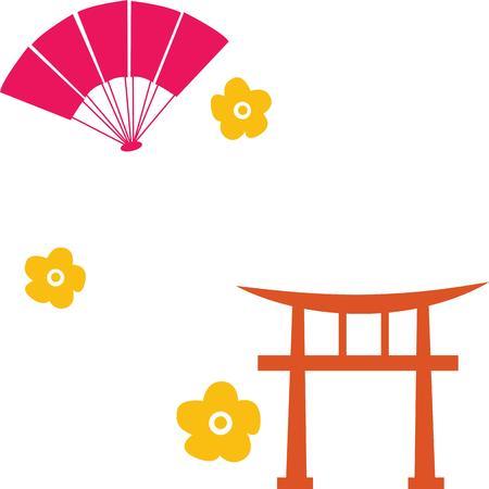 miras: Oryantal tasarımı ile Asya mirası kutlayın.