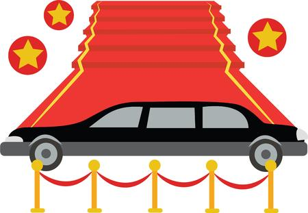 chauffeur: Feel like a star with your own red carpet.