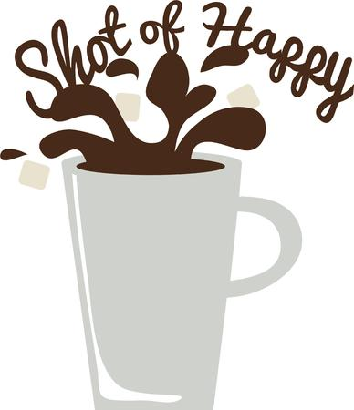 chocolat chaud: Hot Chocolate est un grand plaisir pour un projet d'hiver.