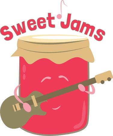 jams: Musicians will have fun with this music jam.