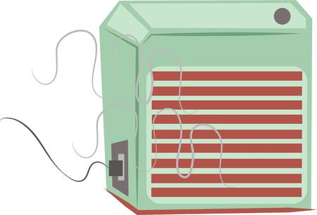 calentador: Un calentador har� un gran proyecto de invierno.