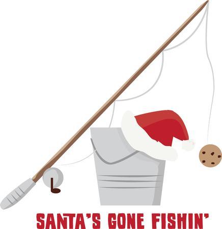 楽しんで: Have fun at Christmas and tempt Santa with a treat.
