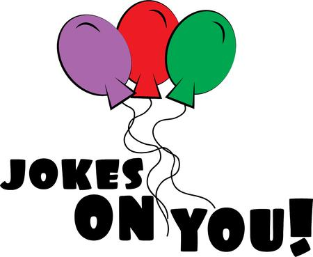 jester hat: Have fun with a silly jester hat for an April fools project.