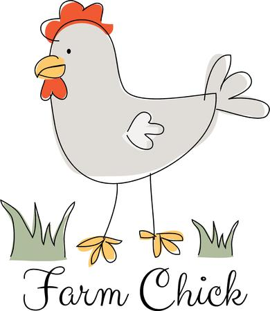 dcor: Chickens are a classic dcor for a country kitchen.