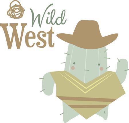 prickles: Guidare verso il tramonto guardare indietro, senza rimorsi. Un grande disegno con il meglio della west di indulgere in progetti per il cowboy interiore in voi.