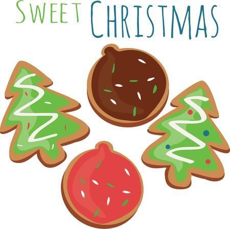 christmas cookie: We all love Christmas cookies.