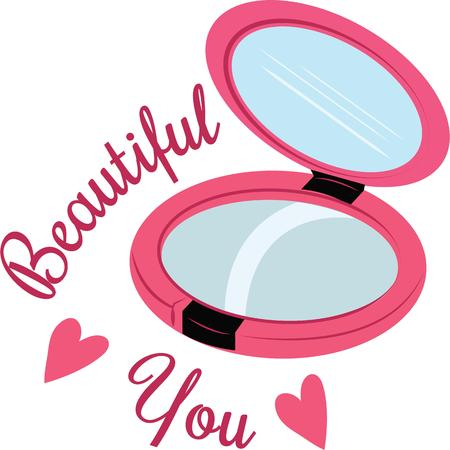 vanity: A vanity mirror is an absolute must have for every woman. Add style on your personalized gifts for loved ones.