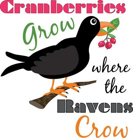 blackbird: A blackbird is a great decoration for a nature lover.