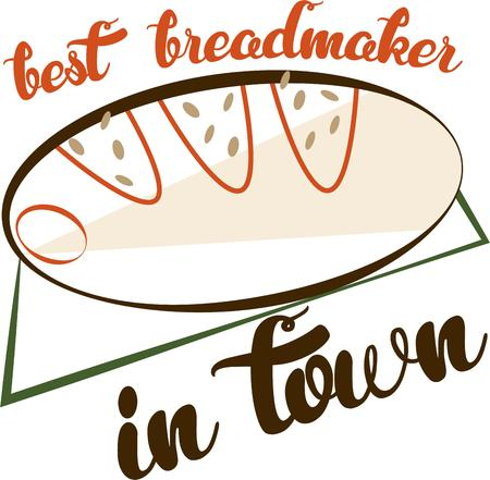 yeast: The smell of fresh baked bread is the most enticing aroma on the planet.  Get this appetizing design on your home projects