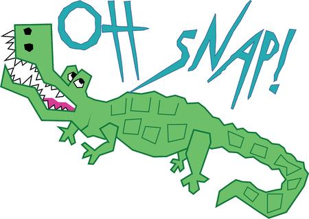 snaps: Get this super cool reptile on personalized gifts for kids toddlers and babies.