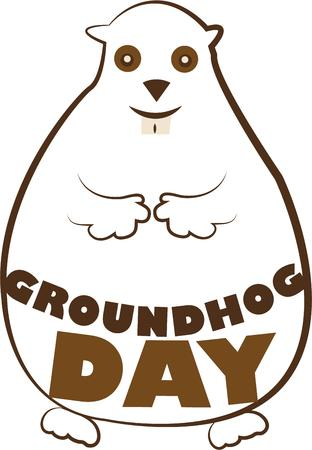 chuck: Celebrate groundhog day with this cute animal.
