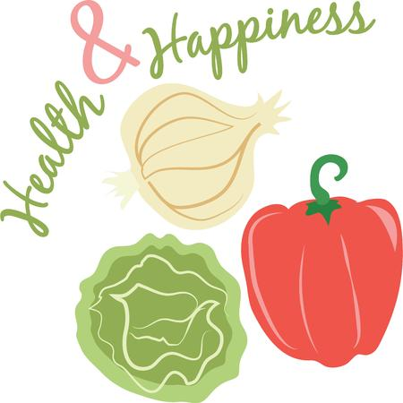 bell tomato: Make your organic orchard bountiful with this design on kitchen linen towels and more