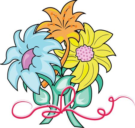 cherish: A bouquet of flowers is always a cherished gift.