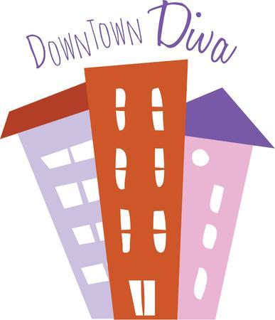 콘도: City buildings that work for any city community or neighborhood projects.