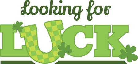 st paddy s day: Use this design on your next project and bring luck. Illustration