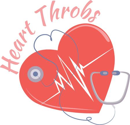 electrocardiograph: Here is the perfect prescription for fun.  Get this cute design for the little doctors and nurses on t-shirts, hoodies, sweatshirts and more.