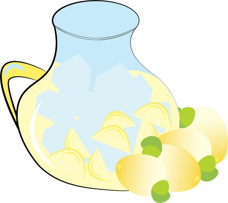 'main squeeze': Quench your thirst on a hot day with this refreshing drink!  This design is perfect on all your summer celebrations such as kids birthday, baby shower, book club events and more! Illustration