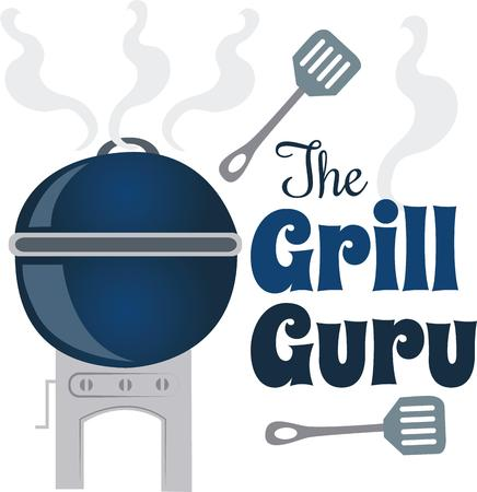 gas barbecue: Its all about eating!  Get this grilling inspired design on towels, aprons, and shirts for the perfect gift.