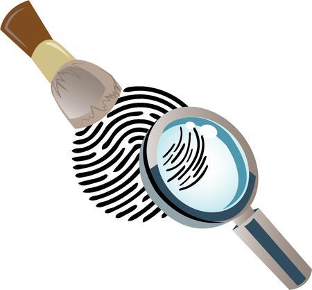 undercover: Utilizzare questa lente di ingrandimento nelle vostre operazioni sotto copertura per dare un'occhiata pi� da vicino e di trovare la verit� con questo design su vestiti, cuscini e di pi� per il vostro segugio!