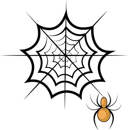 crawly: Trick or Treat! Set a spooky mood with this creepy crawly spider design on t-shirts, hoodies, hats, warm-ups and more!