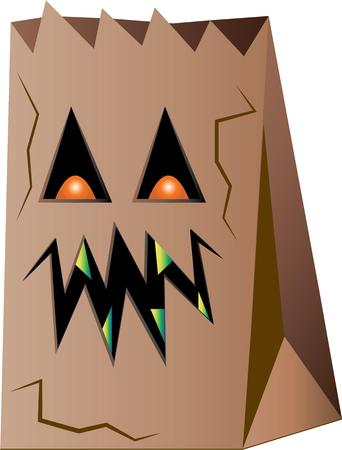 crawly: Trick or Treat! Set a spooky mood with this creepy crawly design on t-shirts, hoodies, hats, warm-ups and more!