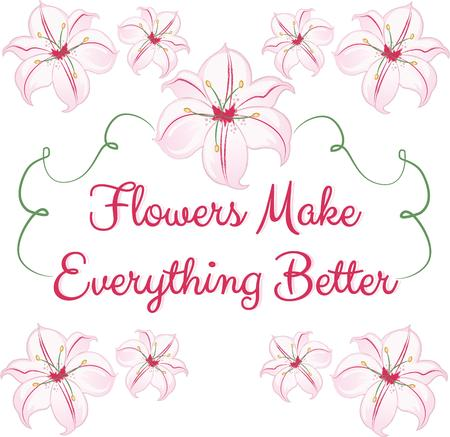 universally: Flowers are the universally popular motif for embroidery.  Make a perfect gift every time with this design on clothes, household linen and more.