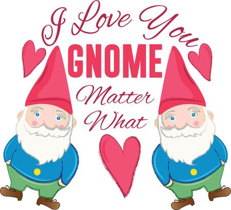 fictional character: This adorable gnome is the perfect design for gardeners.  Add this to a gift for them to enjoy.