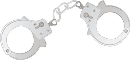 deputy: This handcuffs design is perfect for a gift to a policeman.  Add to shirts, towels, bags and more! This will make a perfect gift.