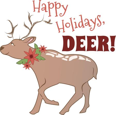 donner: Send some Christmas cheer  with these reindeers.  Merry Christmas to all!  These make a perfect for adding to your festivities.  They will love it!