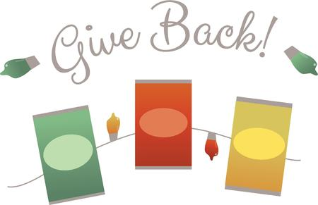donation drive: Celebrate the spirit of giving and spread Christmas cheer with this pretty design on pillows, wall hangings, totes and more!