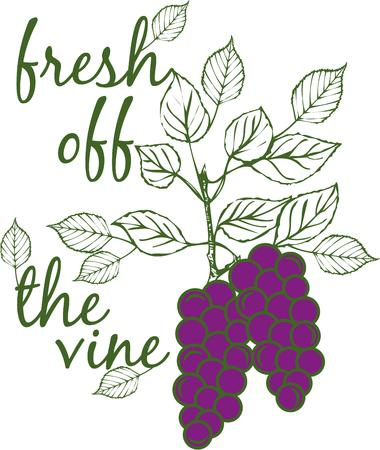 wall decor: Grapes are an all time favorite when it comes to kitchen decor.  This design will be perfect on table linens, kitchen mats, wall decor, wall plaques and more.