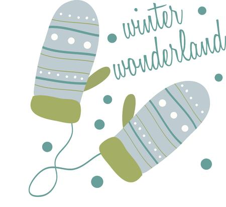 muff: This cozy winter design is perfect on gifts, winter accessories, kitchen linens, home decor, holiday clothing and much more!
