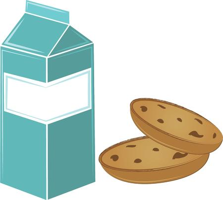 milk and cookies: Milk and cookies are an any-time favorite!  This design will be perfect on table linens, kitchen mats, wall decor, wall plaques and more.