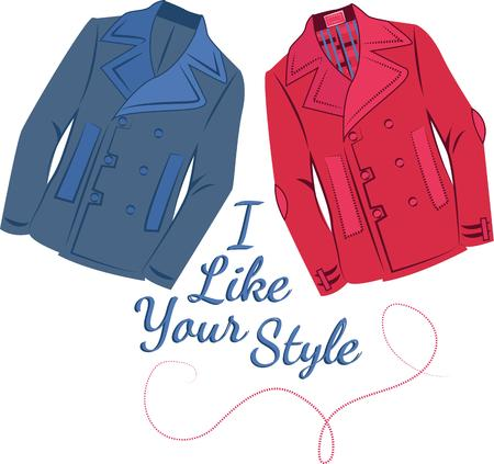 blazer: Add class and style to clothing, winter accessories, framed embroidery and more with this cozy winter design.