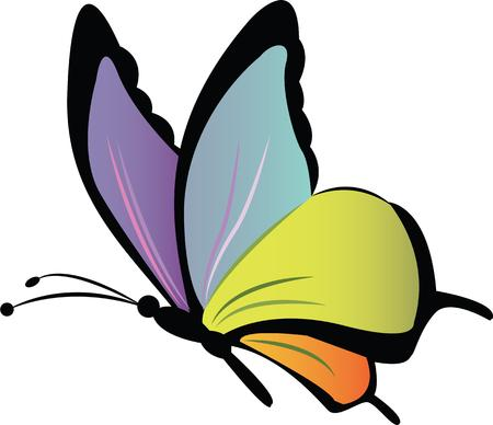 natures: One of natures great ambassadors, butterflies create wonder. Sew this design on little t-shirts and baby shirts for perfect gifts.
