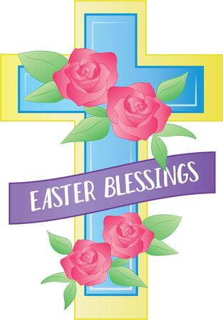 jesus rose: Decorate your homes with a splash of spring with this traditional Easter time treat on your holiday projects.