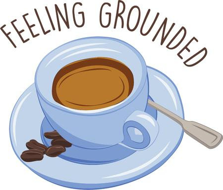 grind: Get this daily grind on a project for your coffee lover. It is a perfect design for your home projects as well.