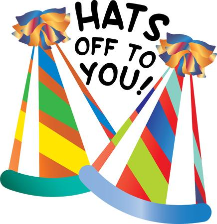 occasion: Party hats make any celebration more special!  Indulge with these colorful, festive and fun decorations on special occasion projects.