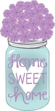 moonshine: Make your summer bounty last longer with home canning!  Make unique gifts for loved one with this design on napkins, kitchen décor and more. Illustration