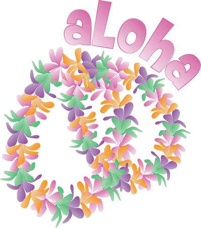 oleander: Surround yourself with the beauty of Hawaii and show pride for your favorite state and make a great keepsake with this design on t-shirts, jackets, sweatshirts, hats and more.