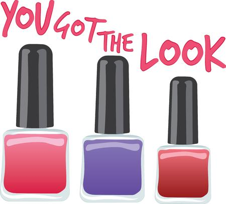 cosmetic lacquer: Add glamor to your projects with this design on lipstick holders, room decor, cosmetic bags and more.