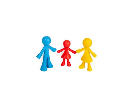 Figures as a symbol for family