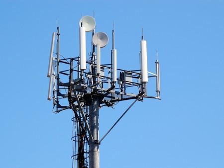 intercommunication: Antenna of GSMUMTS station