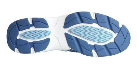 Sole of sport shoe Stock Photo - 9101727