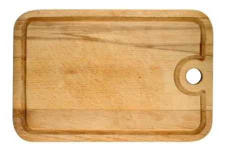 recortando: Utiliza la tabla de cortar madera