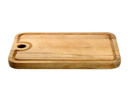Verwendet aus Holz Schneidbrett