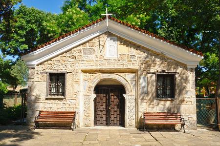 Church of Saint Zosim in Sozopol, Bulgaria